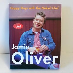 Happy Days With The Naked Chef: Hardcover